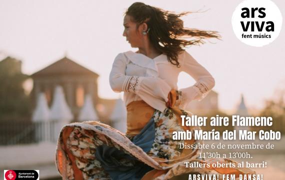 Taller Aire Flamenc